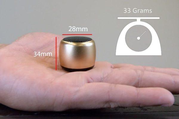 iSMART World Smallest Speaker