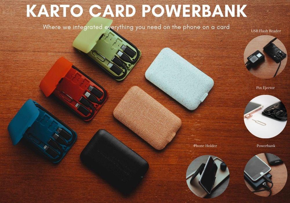 Karto Card Powerbank