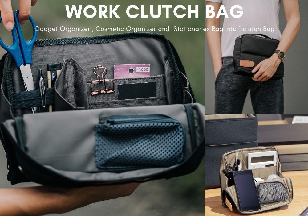 Foldable Clutch Bag iSMART Creations