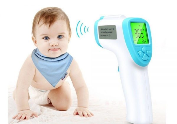Infra Gum Thermometer
