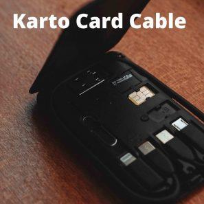 Karto Card Cable