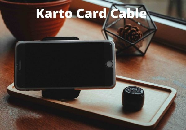 Karto Card Mobile Kit stand