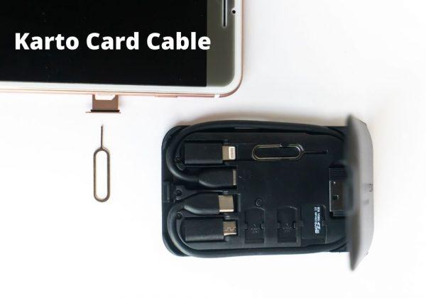 Karto Card Mobile Kit pin ejector