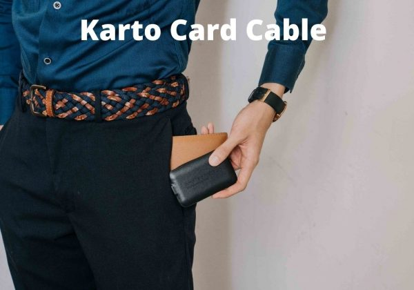 Karto card mobile cable pocket size