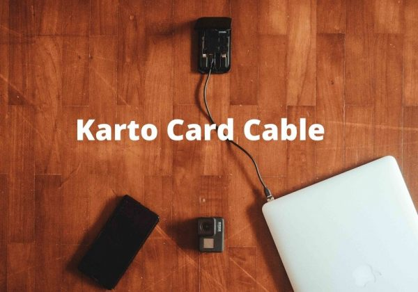 Karto card mobile cable charge