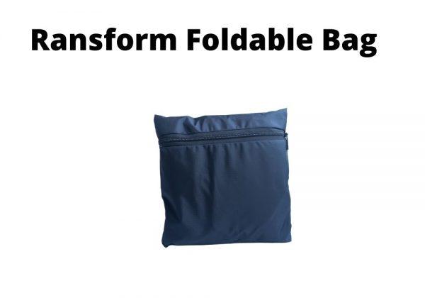 Ransform foldable bag