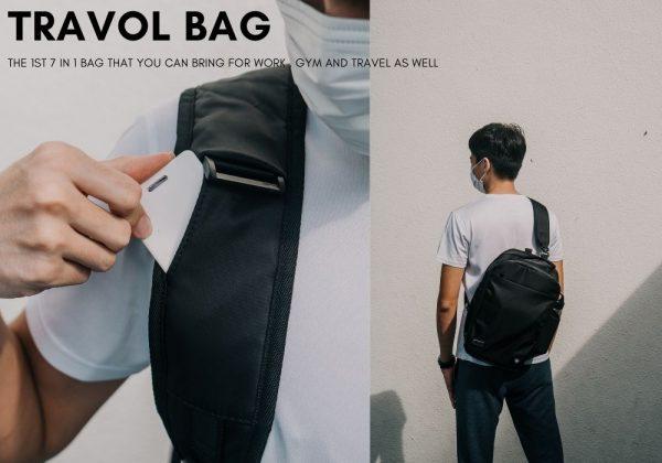travol bag sling