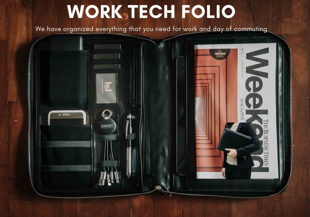 Work Tech Folio