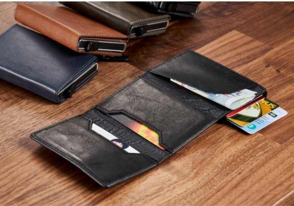 Tri Fold RFID Wallet