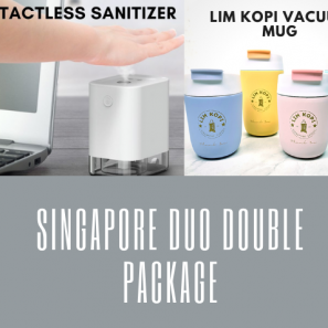 Singapore Duo Double Package
